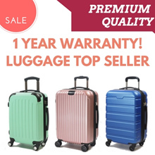 **FREE SHIPPING** Top Quality Spinner Luggage with 1 Year Warranty