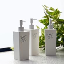 Francfranc Tisa dispenser body soap S White