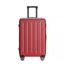 90分旅行箱小米行李箱20寸24寸28寸萬向輪商務登機男女學生密碼拉桿箱星雲紅