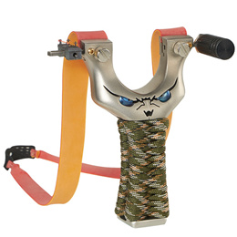 KALOAD Sling-shot Shooting Aiming Actical Rubber Band Sling Camping Shooting Target Tools