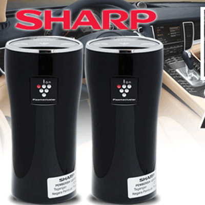 Sharp Car Air Purifier Deals for only Rp892.000 instead of Rp892.000