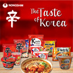 *NONGSHIM* Hot Spicy/Shrimp Shin Ramyun | Kimchi Ramyun | Neoguri Spicy Seafood | Claypot |