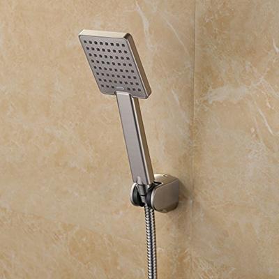 Qoo10 Kes Hand Held Shower Heads Handheld Combo Brushed Nickel