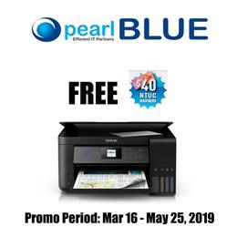 Epson L4160 l Wi-Fi Duplex All-in-One Ink Tank Printer