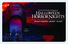 【 Halloween Horror Nights 】HHN8 - Universal Studios Singapore (USS) Halloween Horror Nights 8