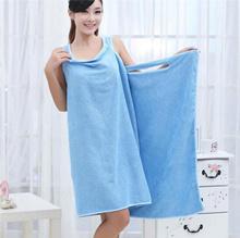 79770c8a6e Women Lady Magic Towel Body Wrap Bath Robe SPA Beach Swimwear Towel 5 colors