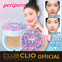 [CLUBCLIO Official e-Store] PERIPERA AIRY INK CUSHION (DALDAL FACTORY)