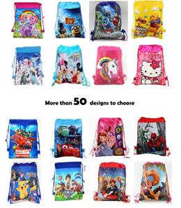 ★ Drawstring Bag ★ Party Goodies Bag ★Children day Gift Bag★ Christmas Gifts Bag★ Free Gifts