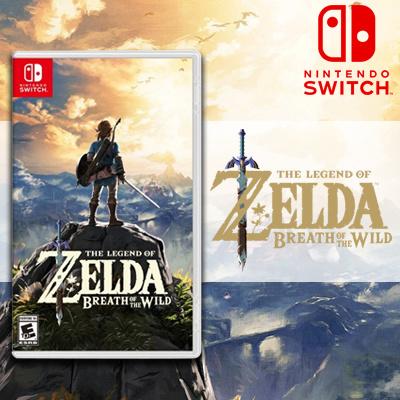 NintendoNintendo Switch The Legend of Zelda Breath of the Wild