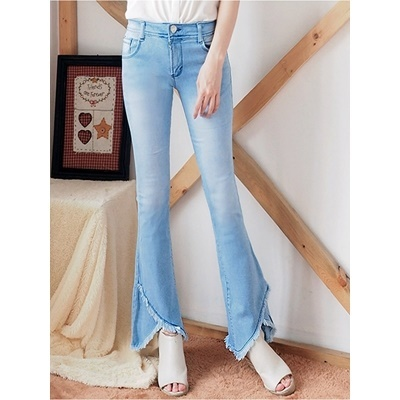 CUTBRAY JEANS TRIANGLE BLUE