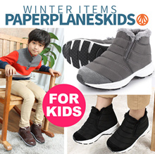 ♥KID♥Warm WINTER FUR SNOW BOOTS /Padding/Fur Boots/Child Winter Shoes SPECIAL♥SALE★Made in Korea★