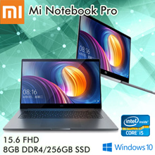 Xiaomi Mi Notebook Pro 15.6 inch / i5 / i7 / 8GB DDR4 / 256GB SSD / WIN10