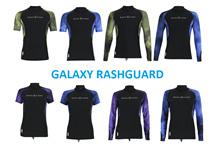 Aqua Lung Rashguards Men and Women / Galaxy Rashguard / SCUBA Diving Gear / AquaLung