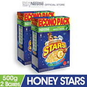 NESTLE  HONEY STARS Cereal Econopack 500g x2 packs