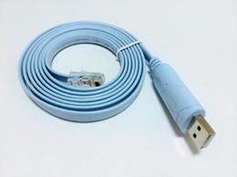 [CISCO compatible cable] FTDI chipset USB RJ 45 console cable