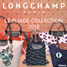 ✬ LONGCHAMP ✬ LE PLIAGE COLLECTION 2018 ✬ 1512 | 1515 | 1609 | 1699 | 1899 | 2605 ✬