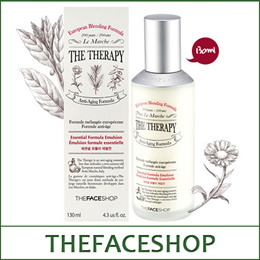 [THEFACESHOP] The Therapy Essential Formula Emulsion 130ml / Anti-aging Cosmetic