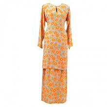 Baju Kurung - Sofia 9520 A72 Orange