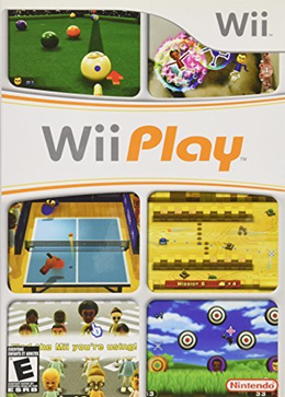 [NINTENDO] WIIPLAY-UA - Wii Play