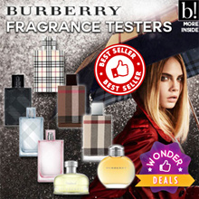 👑BURBERRY👑 Premium Fragrance Testers (Fresh Stocks / Ready In Store)