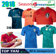 soccer jersey 2018 Top Quqlity Fans version Liverpool/Man Unitd/ 17/18 Football Shirt nation