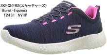 [スケッチャーズ] SKECHERS 12431 BURST- EQUINOX レディス スニーカー  レディス
