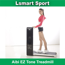 Refurbished Aibi EZ tone treadmill★EZ-Tone Desk TD – 2710★Black★work n working out at the same time