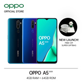 [OPPO] A5/ 4GB RAM / 64GB ROM - New Launch! (Pre-Order)