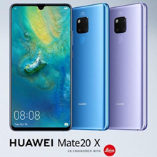 Huawei Mate 20 X | 2 years warranty by Huawei