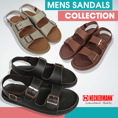 Neckermann Man Sandals Collections Deals for only Rp84.000 instead of Rp84.000