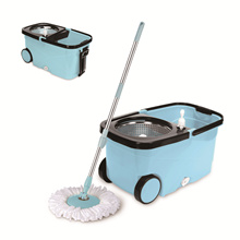 BEST SELLING ITEM!!! - Spin Mop Magic Mop + Cleaner Bucket + 2 Mop Heads - Local Seller