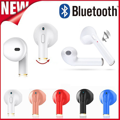 6a165ca1152 MINI i7/i7s/i8x TWS Twin Wireless Bluetooth Earphone Stereo Headphone  headset earpiece 3D
