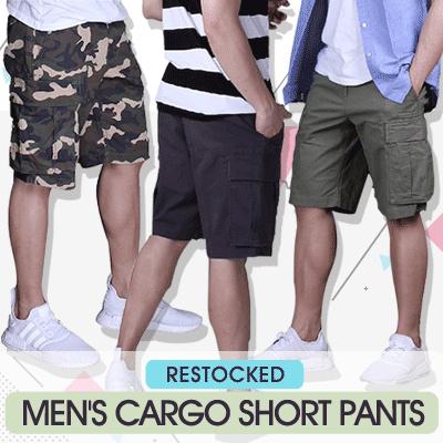 [NEW ARRIVAL] COUP S5 MEN CARGO SHORT PANTS / MEN PLAIN SHORT PANTS / MEN STRAIGHT LONG PANTS Deals for only Rp60.000 instead of Rp60.000