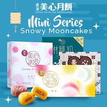 Hong Kong Mei Xin Snowy Mooncake [Mini Series]
