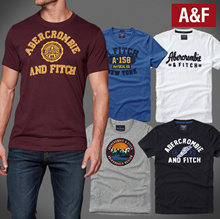 ★2017 New Product![Abercrombie n Fitch] ★limited special price ♥ incredible bargain ♥Men T-shirt