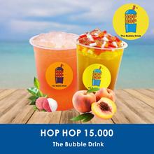 [DRINK] Hop Hop Value Voucher 15K /Hop Hop Bubble Drink
