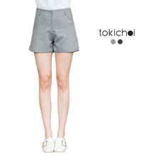TOKICHOI - Striped Shorts-172324-Winter