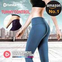 ★TESLA YOGA PANTS★ Women Leggings Capri Long Pants/Short Pants/Pocket Pants/Fitness/pilates/jacket