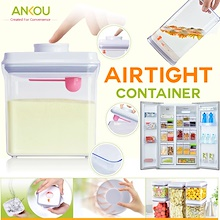 ◣Air Tight Milk Powder Food Container◥ CONTAINER ★ 2017 New Technology BPA ★ Vacuum Box