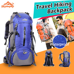 Free Knight 75L Outdoor Hiking Bag Waterproof Tourist Travel Mountain Backpack Sport Bag Camping Bag
