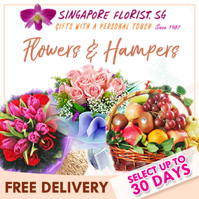 [Singapore Florist] Flower Hand Bouquet and Hampers. 20 Choices. FREE Same Day Delivery/Store Pickup Deals for only S$149 instead of S$0