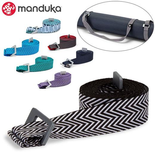 Qoo10 - Manduka Manduka Yoga Mat Strap Go Move Go Move Mat Sling Mat  Carriers ... : Sports Equipment