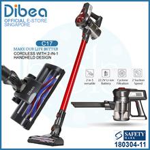 [Dibea Singapore] C17 Cordless Vacuum