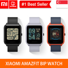 💖LOCAL SELLER💖[Amazfit BIP/PACE International] GPS Running Smartwatch 11 Days Battery Life - Young