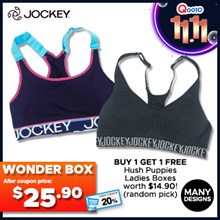 JOCKEY LADIES ACTIVE-WEAR SERIES | MANY OPTIONS | FREE SHIPPING