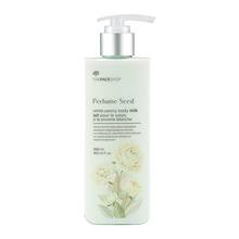 ★The Face Shop★ PERFUME SEED WHITE PEONY BODY MILK (300ml)
