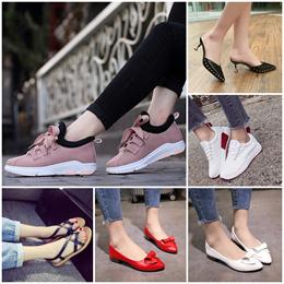 Women Fashion Korean Shoe Platform Sport Casual Shoes