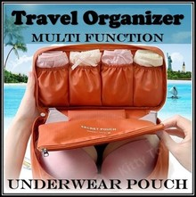 Travel Organizer | Underwear Bra Pouch | Multi Function Pouch | Bag In Bag