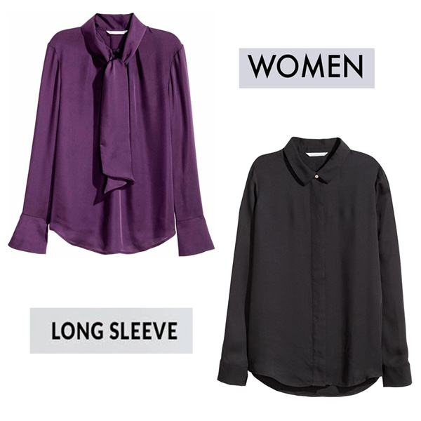 NEW WOMEN SHIRT/BLOUSE-BEST SELLER KEMEJA/BLOUSE WANITA Deals for only Rp78.000 instead of Rp78.000