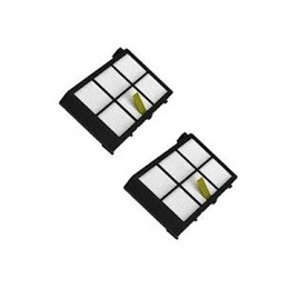 iRobot Roomba 800 Series Replacement HEPA Filter - 2 Pcs